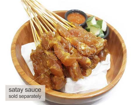 Halal-Raw-Chicken-Satay-BBQ-Wholesale-Singapore