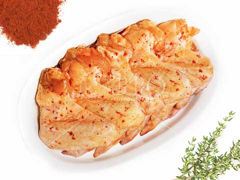 Halal-Spicy-3-Joint-Chicken-Wing-BBQ-Wholesale-Singapore
