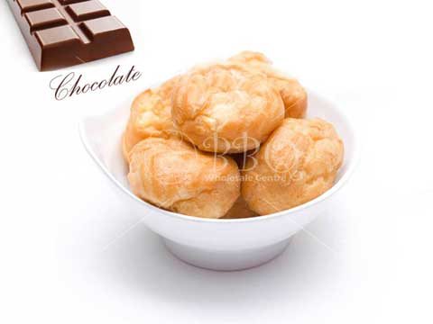 Mini-Chocolate-Cream-Puff-Dessert-BBQ-Wholesale-Frankel-Singapore